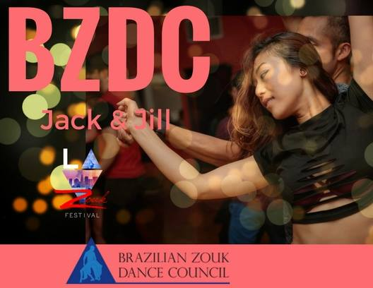 Brazilian Zouk Dance Council Jack and Jill